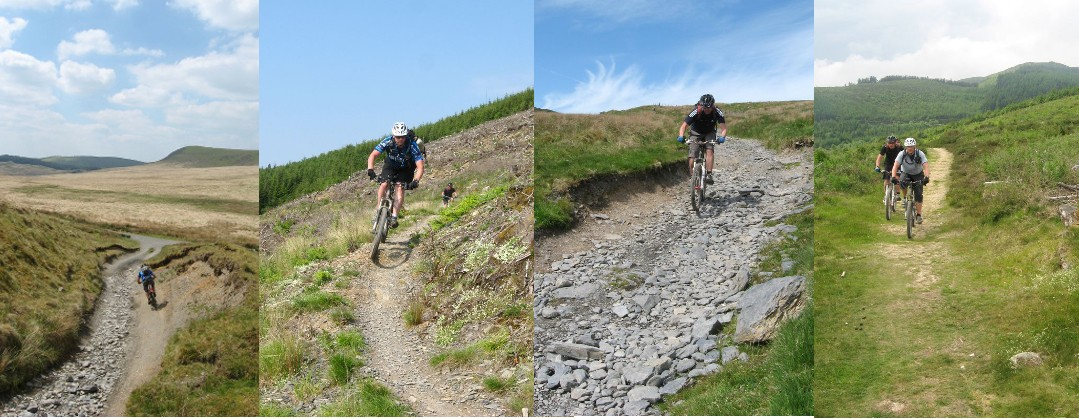 North Wales Coast To Coast MTB Route Guide