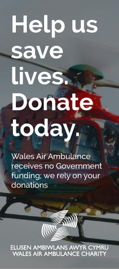 Donate to Wales Air Ambulance