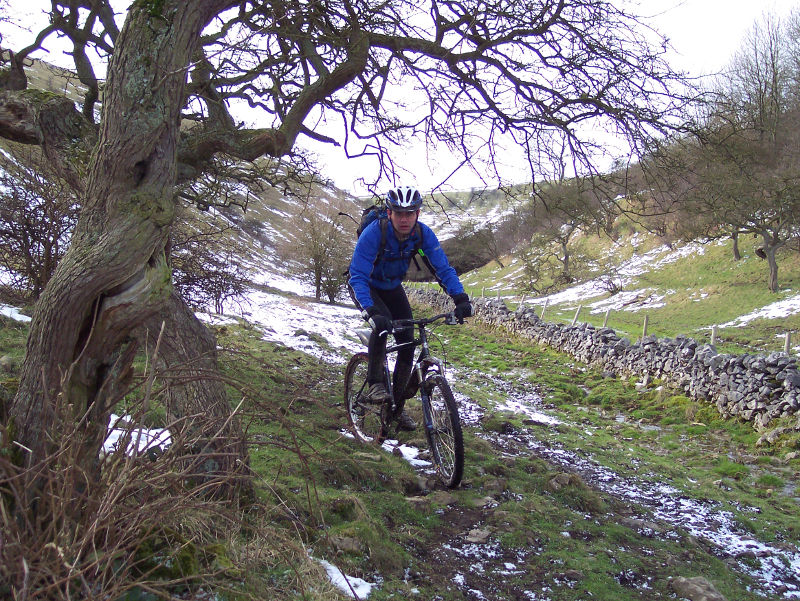 Derbyshire Dales & the High Peak Trail - Peak District MTB Route