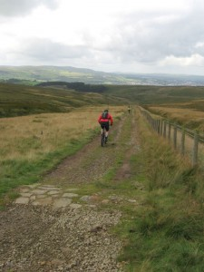 On the long Hameldon descent.