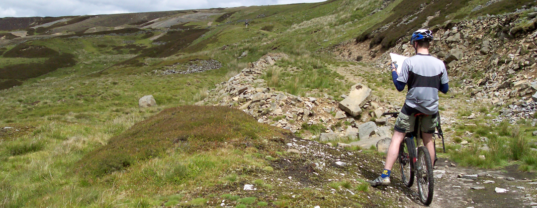 Flattyres-MTB mountain bike route giudes across North Wales and North West England