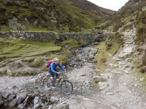 Ian last ford Carding Mill Valley GR435951 8x6