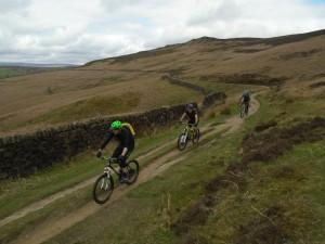 Staphen Neil Adrian Derwent Edge trail GR199880 8x6