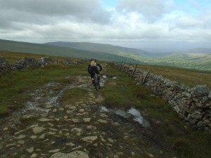 Graham on the fantastic Great Wold descent.